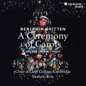 Britten:  Ceremony of Carols and more