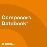 Composer's Datebook